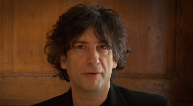 Fumetti: The graveyard book di Neil Gaiman