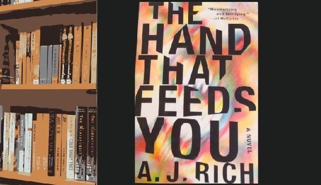 Trama del libro La mano che ti nutre