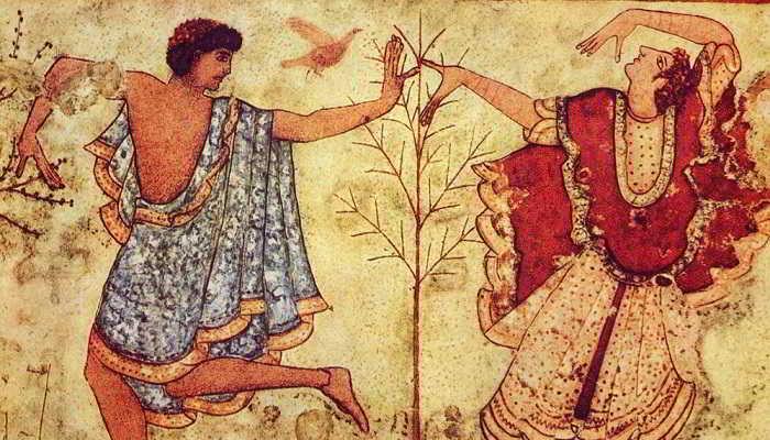 Libri sulla storia etrusca