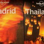 Libri su Madrid e Thailandia