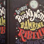 Libro storie buonanotte bambine ribelli