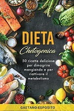 Dieta chetogenica: libri