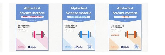 Scienze motorie: manuali e libri per il test di ammissione 2019