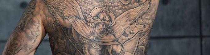 Libri su tatuaggi old school e marchesiani