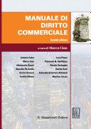 Manuali di diritto commerciale 2019