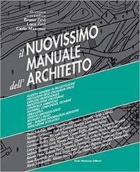 Nuovissimo manuale dell'architetto 2019 (l'ultima edizione)