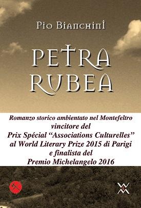 Petra Rubea: presentazione del libro e intervista a Pio Bianchini