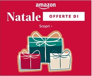Offerte per regali di Natale 2018 su Amazon