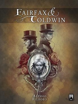 Fairfax & Coldwin: presentazione del libro e intervista ad Alessio Filisdeo