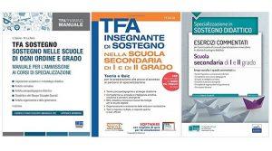 Libri e manuali per il TFA sostegno 2019