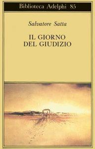 Libri di Salvatore Satta