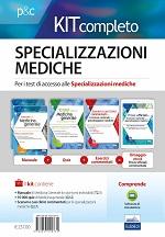 Manuali per specializzazioni in medicina