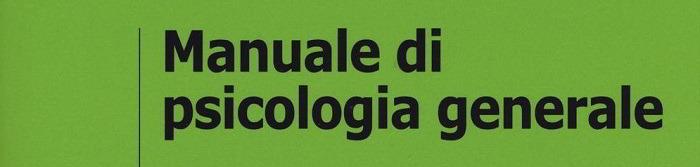 I migliori manuali di psicologia generale