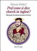 Prof come si dice church in inglese? Recensione del libro di Simone Bulleri