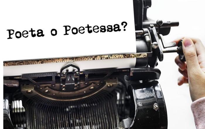 Poeta o poetessa