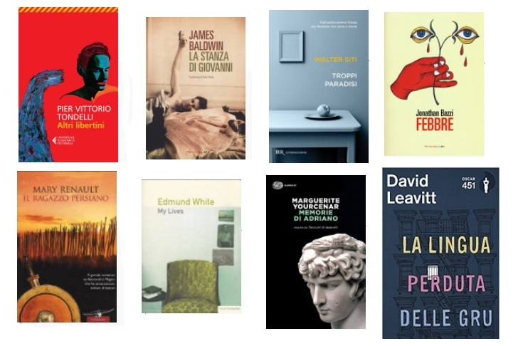 Libri e romanzi a tema gay lgbt