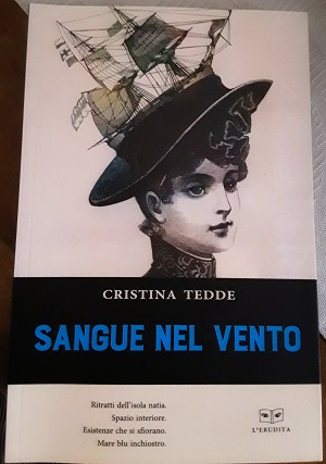 Sangue nel vento: presentazione del libro e intervista a Cristina Tedde