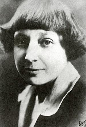 Marina Ivanovna Cvetaeva