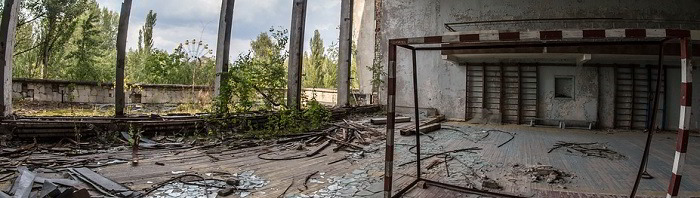 Libri sull'incidente di Chernobyl
