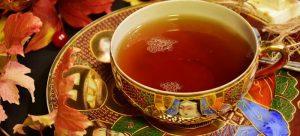 Libri sul tè
