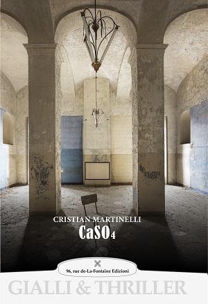 CaSO4: presentazione del libro e intervista a Cristian Martinelli