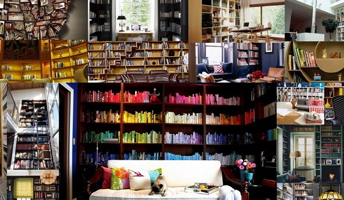 Consigli su come ordinare i libri della libreria
