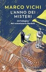 Nuovo libro del commissario Bordelli