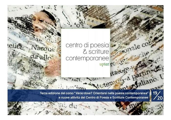 Roma - Corso di poesia contemporanea Upter