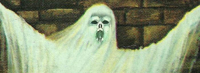 Libri sui fantasmi: racconti e romanzi