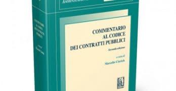 Commentario al codice dei contratti pubblici 2019