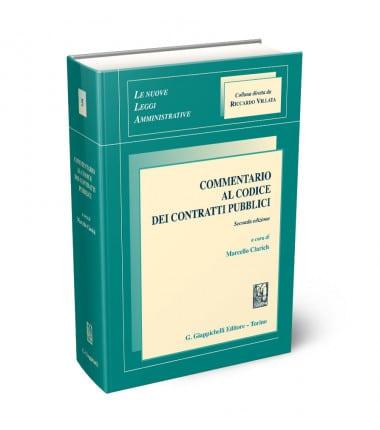 Presentazione del Commentario al codice dei contratti pubblici di Clarich del 2019