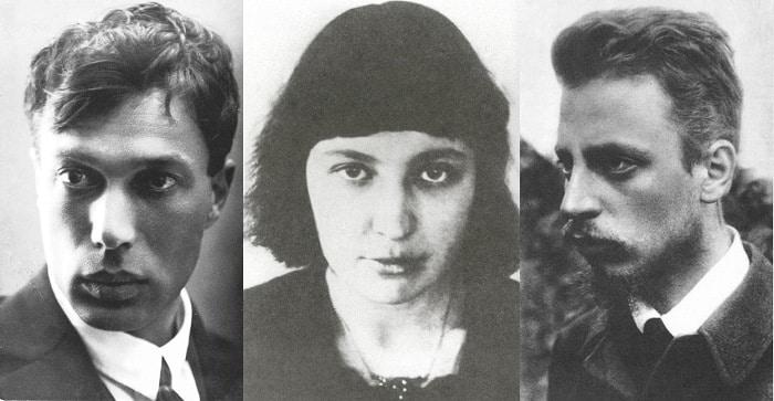 Cvetaeva Pasternak e Rilke: amori diVersi