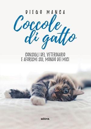 Coccole di gatto: presentazione del libro e intervista a Diego Manca