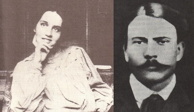 L'amore tra Sibilla Aleramo e Dino Campana