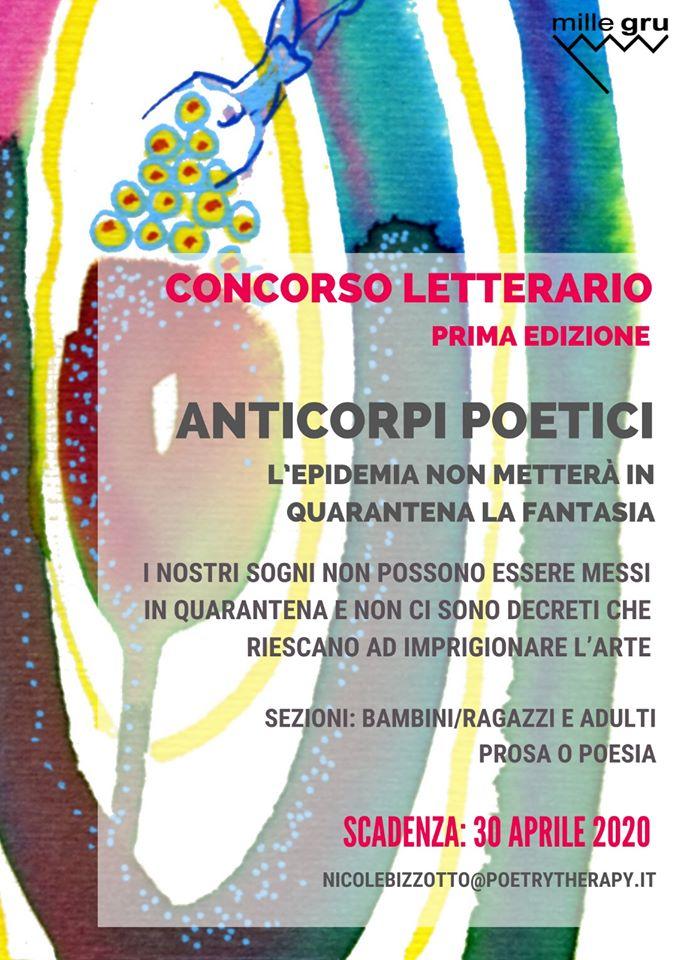 Concorso Anticorpi poetici