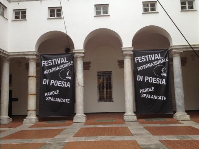 Festival di poesia Parole Spalancate