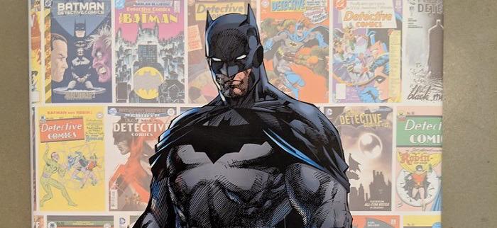 I fumetti di Batman (DC comics)