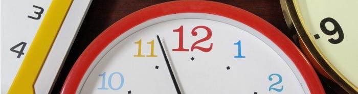 I migliori libri sulla gestione del tempo