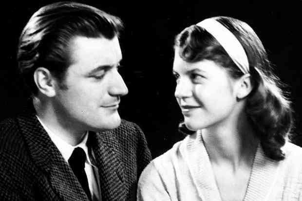 Plath e Hughes