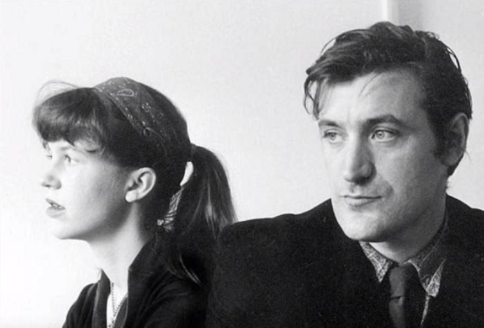 Sylvia Plath e Ted Hughes