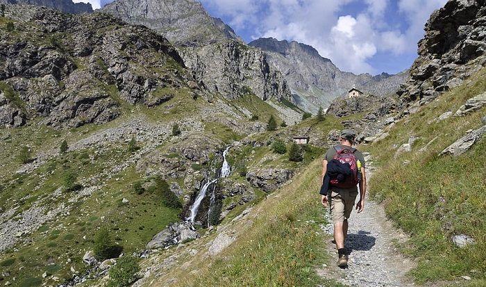 libri e manuali sul trekking