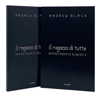 Il ragazzo di tutte (Appartamento numero tre): presentazione e intervista ad Andrew Black
