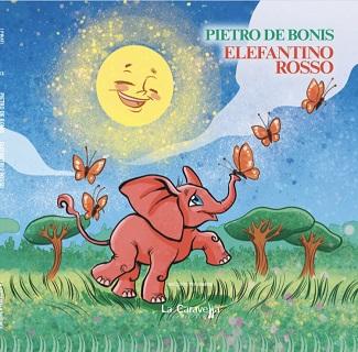 Elefantino Rosso: presentazione del libro di Pietro De Bonis