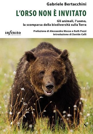 L'orso non è invitato: presentazione del libro e intervista a Gabriele Bertacchini
