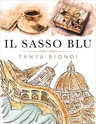 Il sasso blu: presentazione del libro e intervista a Tanya Biondi