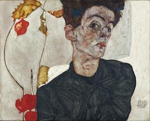 I libri più belli su Egon Schiele