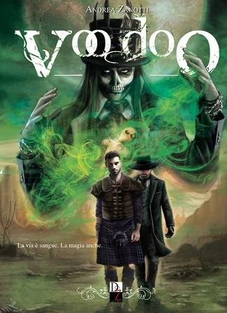 Voodoo: presentazione del libro e intervista ad Andrea Zanotti
