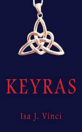 Keyras: presentazione del libro e intervista a Isa J. Vinci