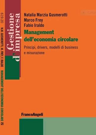 Management dell'economia circolare: presentazione e intervista a Fabio Iraldo