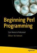 Perl: libri e manuali per riuscire a padroneggiarlo